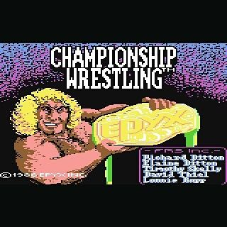 On instagram by thedudedesigns  #atarist #microhobbit (o)  First wrestling game I ever played on the Atari St #retrogames