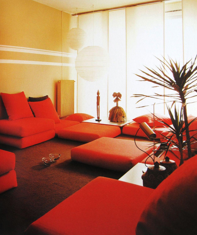 Popular Modernism Home Decor 70s Home Decor 80s Interior Design