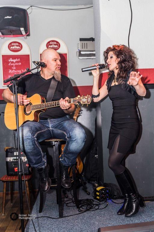 Das FRollein und Herr Motte @ Marias' Ballroom<br /> Akustikset