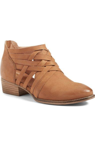 958b1211c6 Seychelles So Blue Cutout Bootie (Women) available at  Nordstrom ...