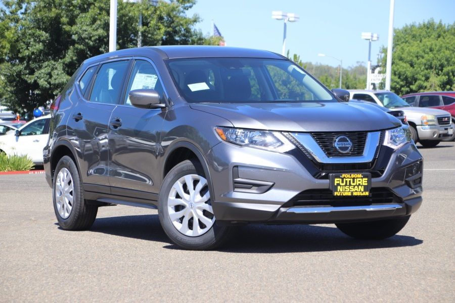 2019 Nissan Rogue S Review and Price in