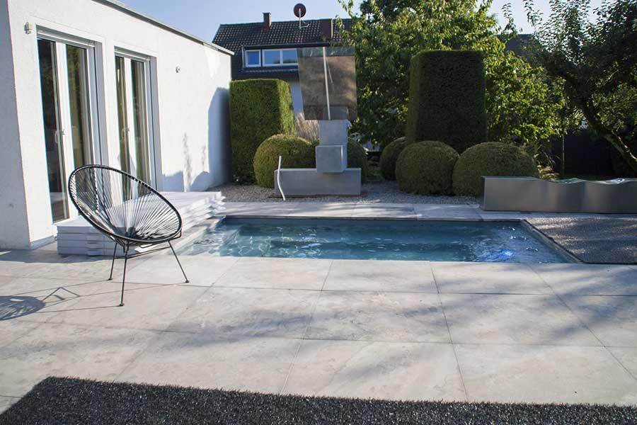 kleiner pool im garten pool f r kleine grundst cke garten outdoor. Black Bedroom Furniture Sets. Home Design Ideas