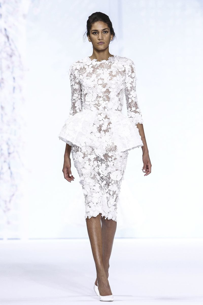 Ralph Russo Show Couture Spring Summer 2016