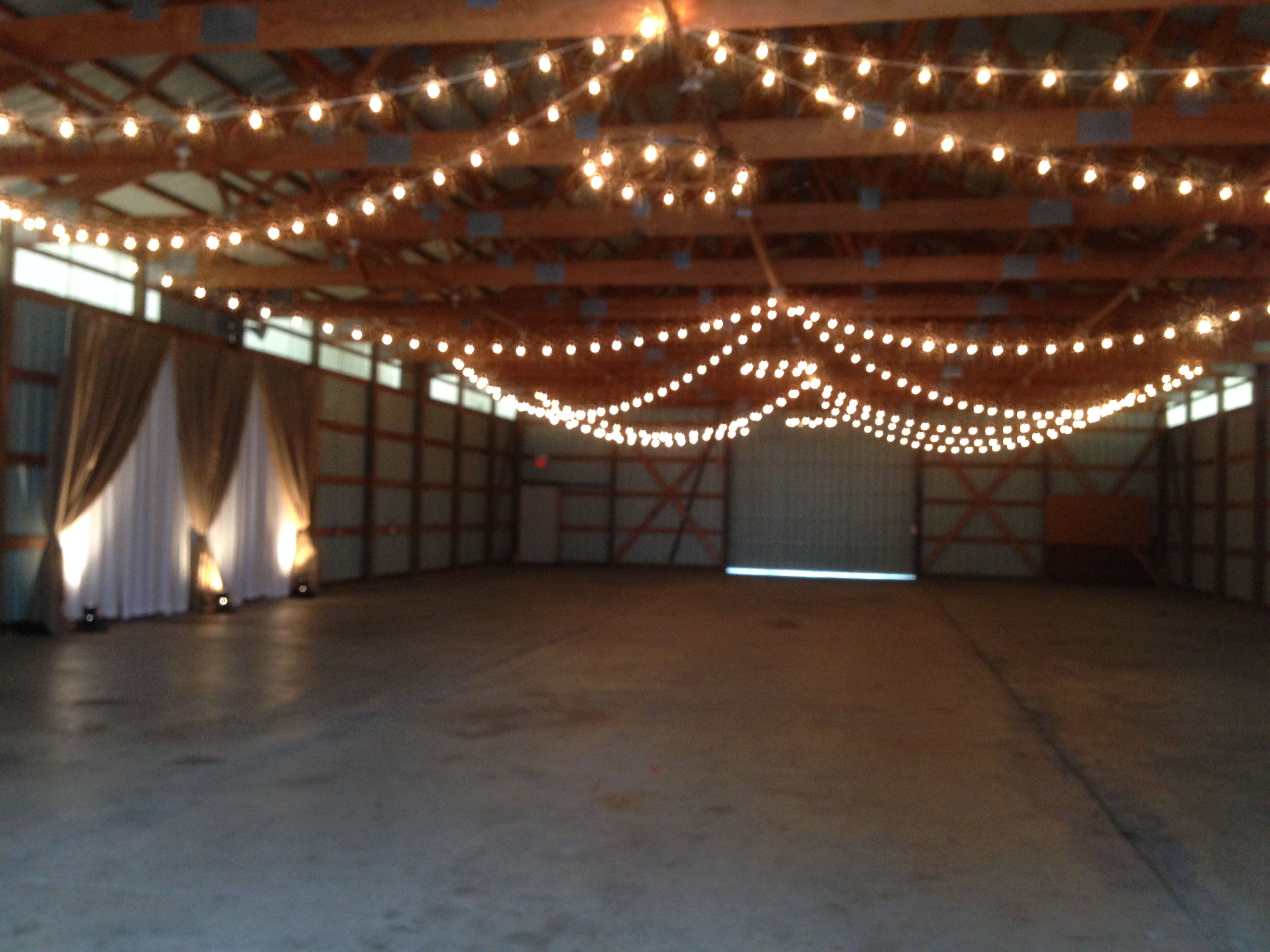 Machine Shed wedding (6) : shed lighting solutions - azcodes.com