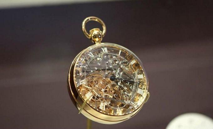 Marie Antoinette Pocket Watch The Most Expensive Watch In The World 30 000 000 00 Dollars Cep Saatleri Cep Saati Saatler