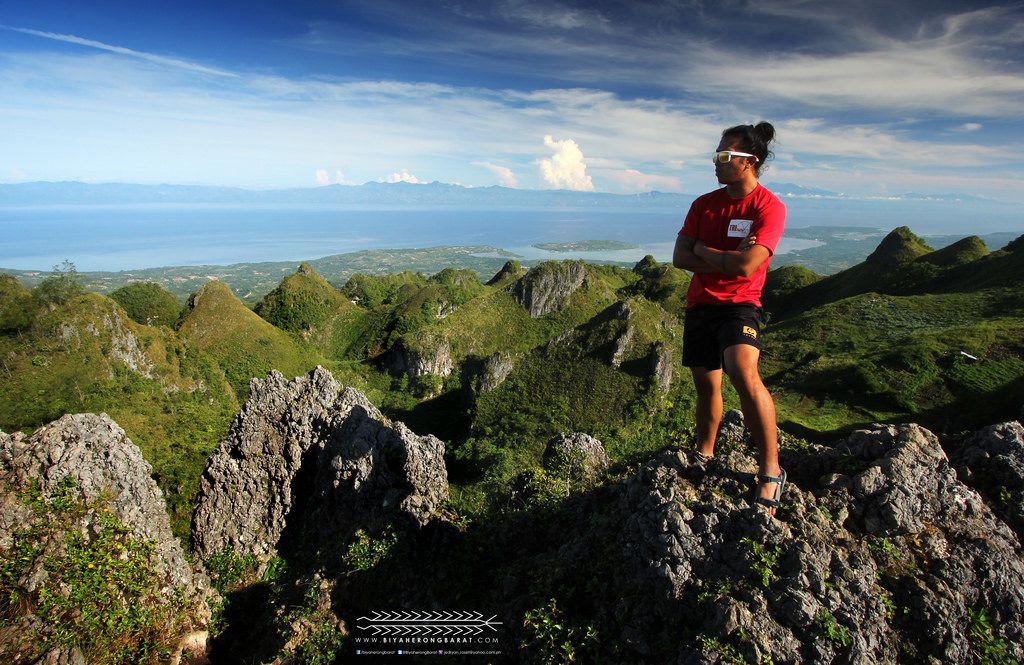 osmena peak dalaguete south cebu destinations pinterest cebu