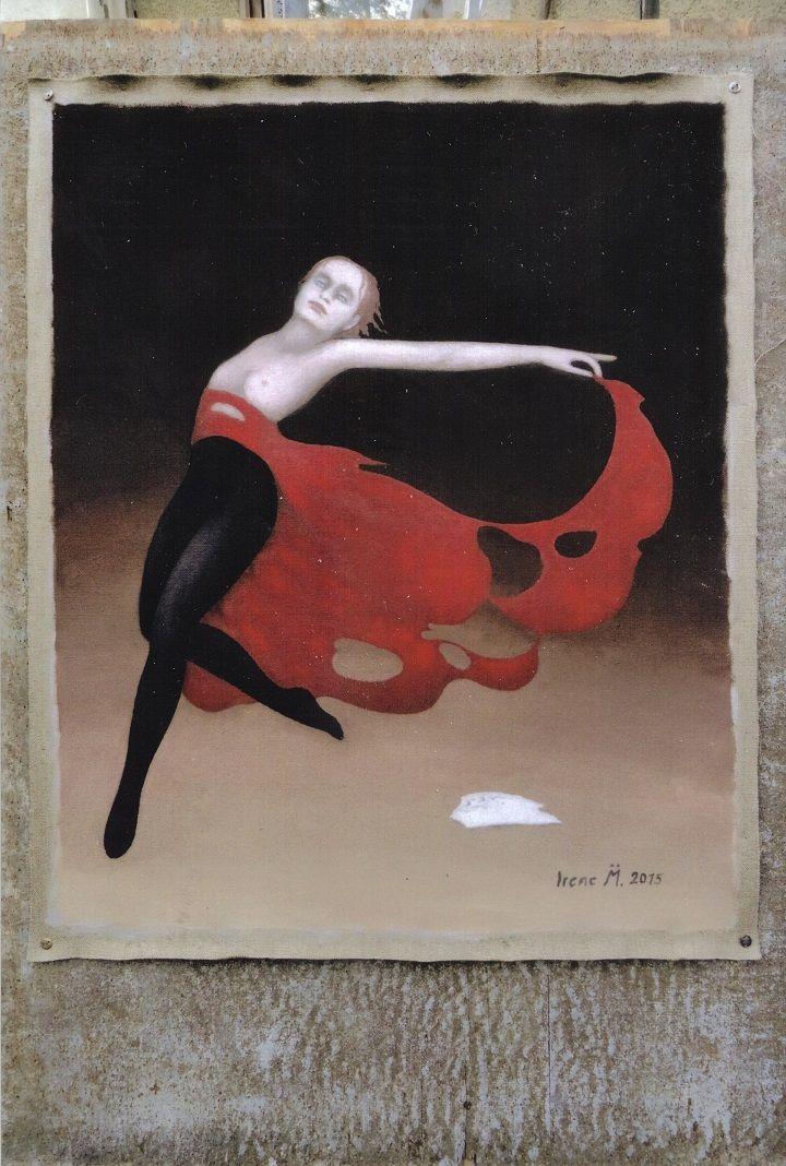 Irene Müller - Malerin, Bildhauerin & Tänzerin