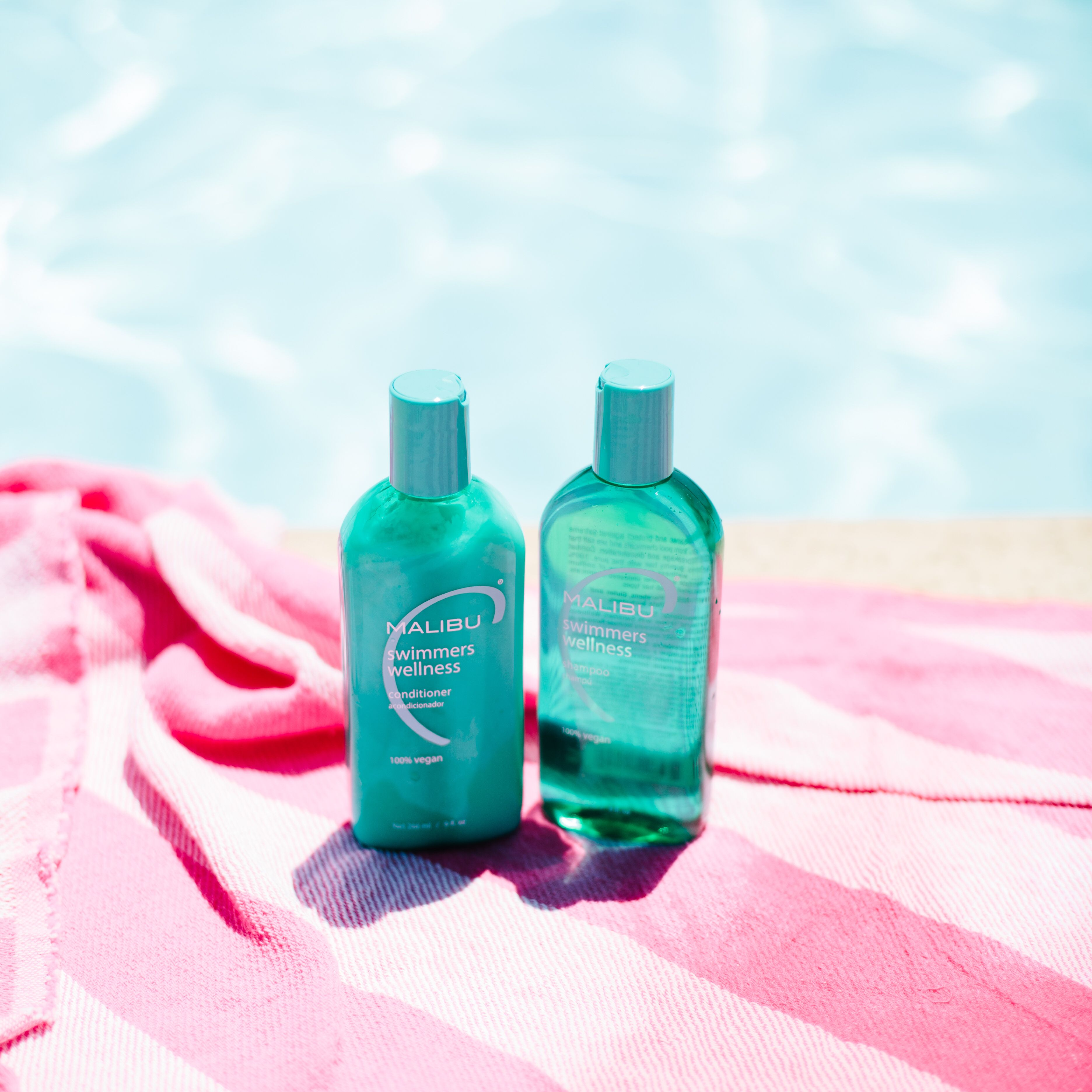 Swimmers Wellness Shampoo and Conditioner Wellness kit