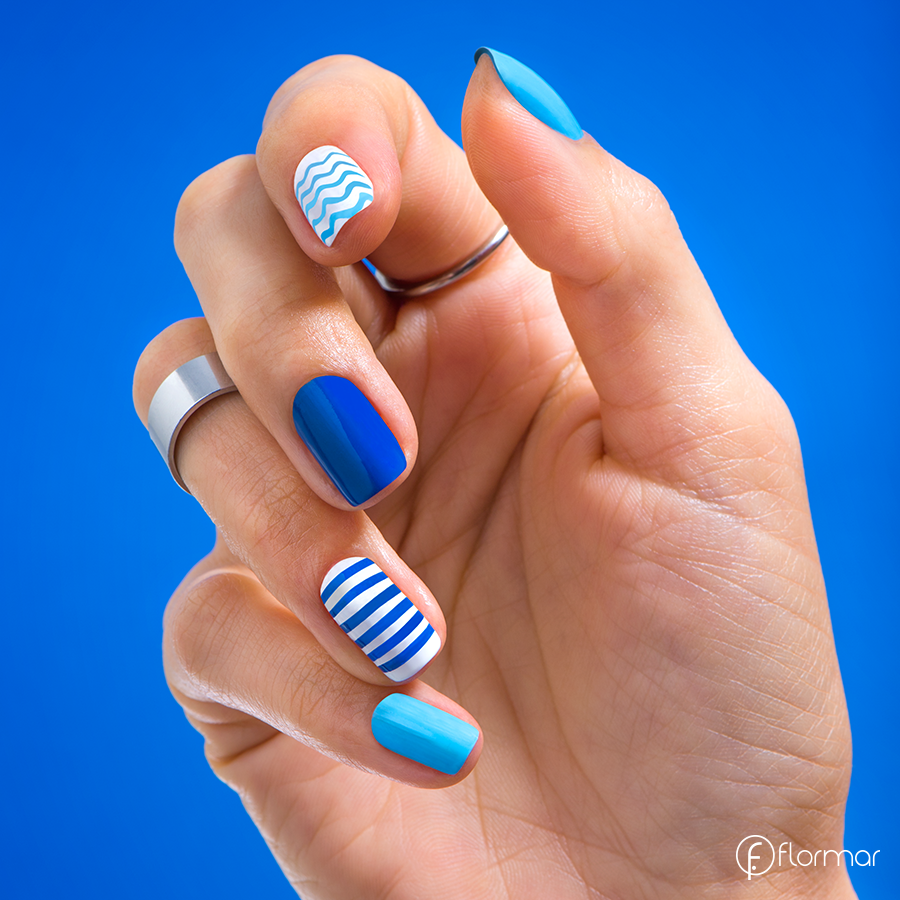 Ready to sail? Wear summer with Full Color Nail Enamel\'s new FC41 ...