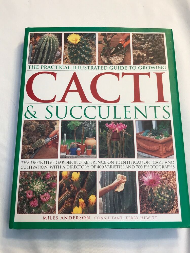 The World Encyclopedia of Cacti /& Succulents
