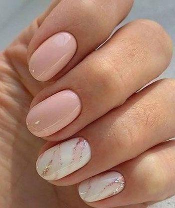 Marmor-Stein-Nageldesigns, die zum Ausprobieren einfach wunderschön sind!