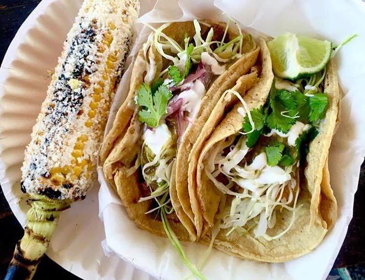 Tacos from Mas Tacos Por Favor restaurant in Nashville, Tennessee. | Nashville food, Food obsession, Best mexican restaurants