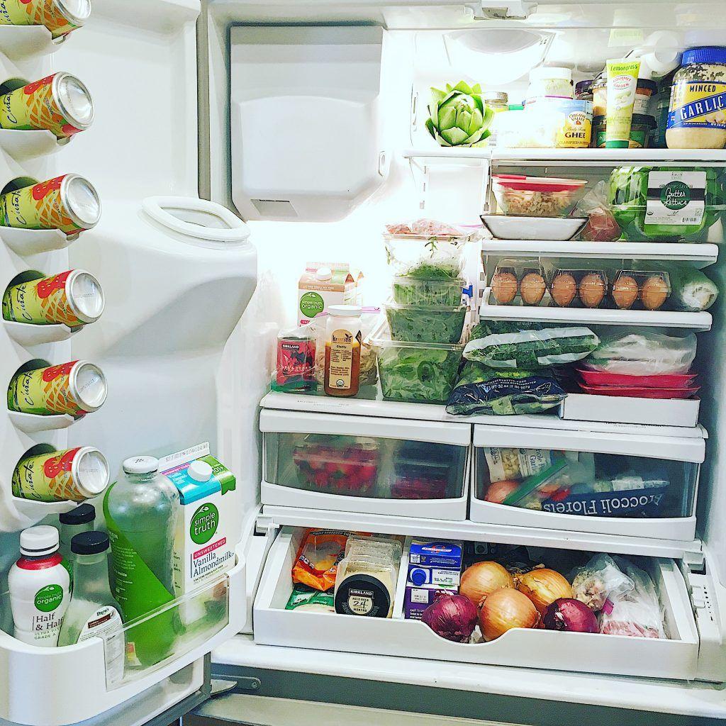 Fridge essentials 40 best foods to stock your fridge with