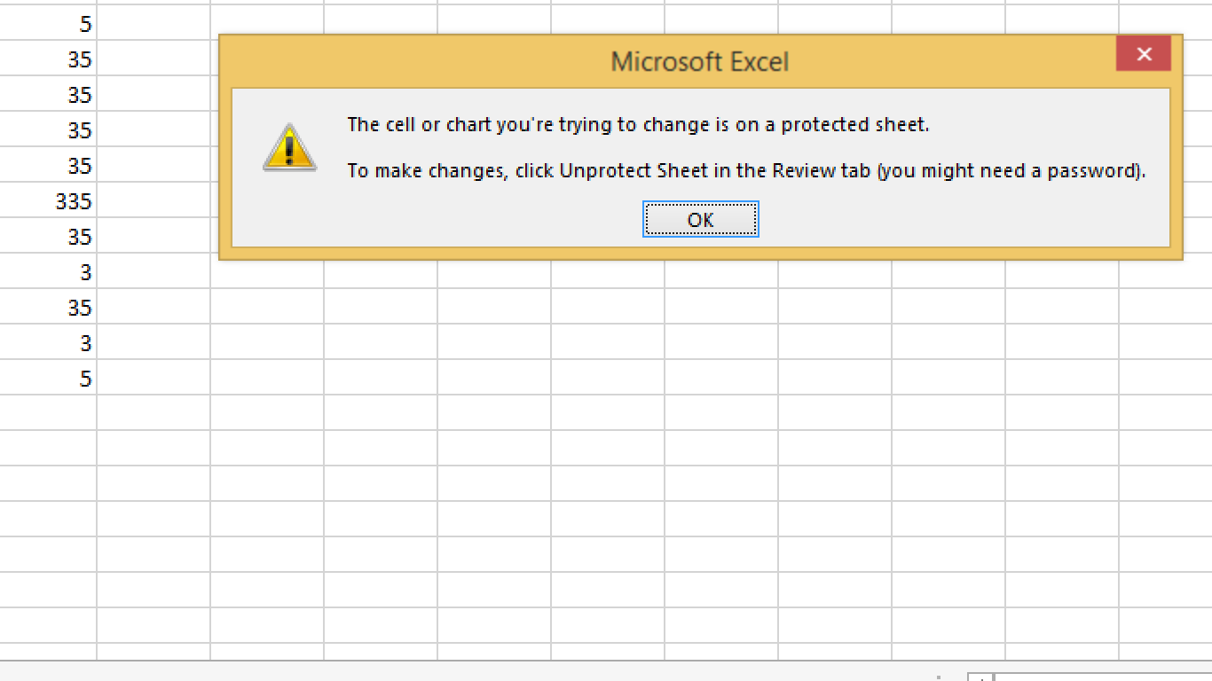 Protection In Excel For Worksheets And Workbook With