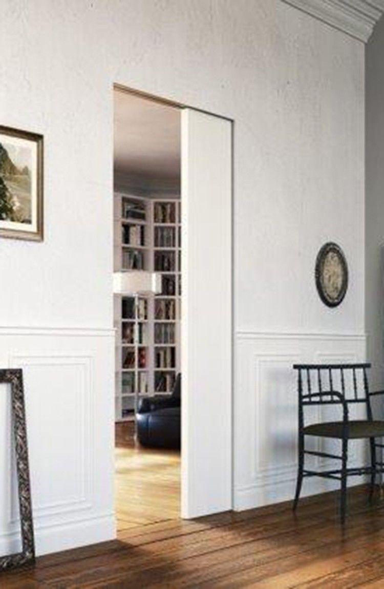 Porte Filo Muro Specchio porta rasomuro, scrigno filo muro porta linvisibile