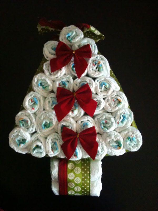 Albero Di Natale Regali.Pin On A Unique Baby Gift