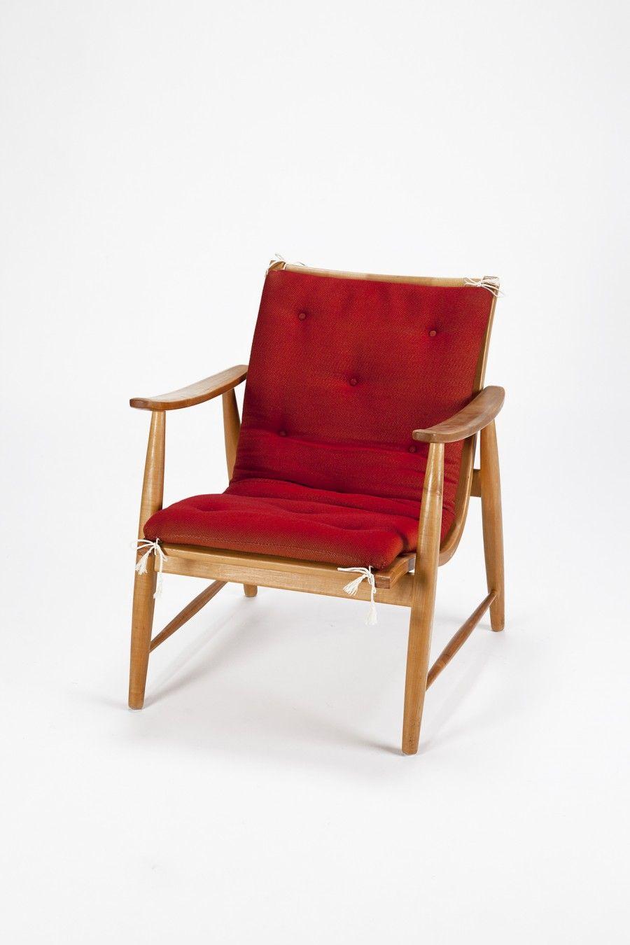 Jacob Müller Birch Chair