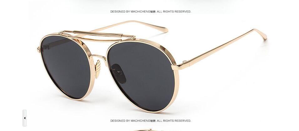 2010d30eac Aliexpress.com: Comprar 2016 De moda más nuevos populares Gafas De Sol  mujeres diseñador