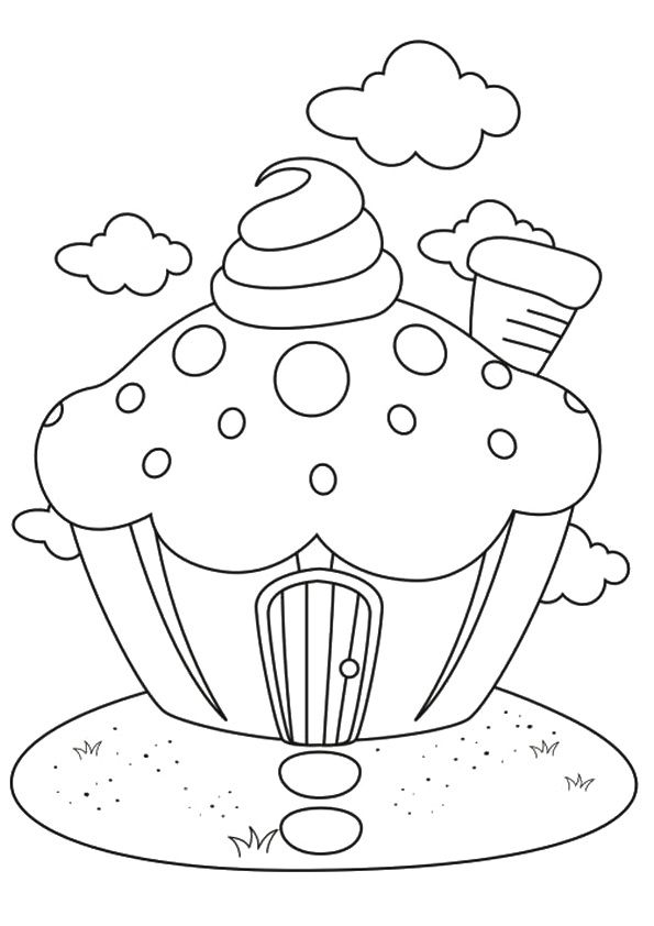 Peppermint Shopkins Coloring Pages Taken