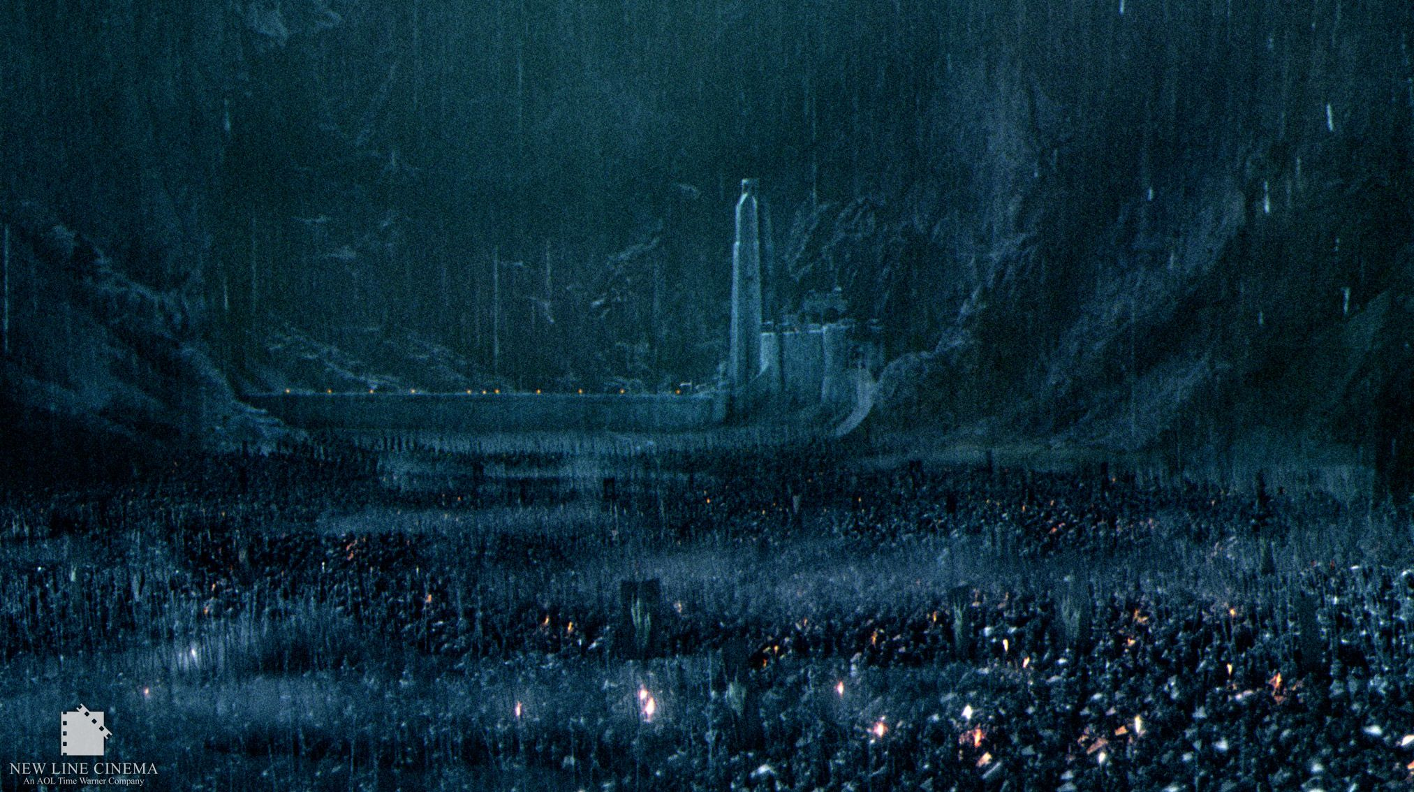 The orcs from Isengard | Helms Deep | Pinterest