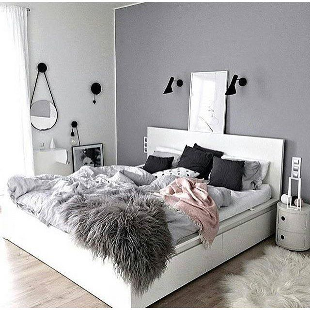 pin von gabby delgado auf bedroom ideas pinterest schlafzimmer schlafzimmer ideen und. Black Bedroom Furniture Sets. Home Design Ideas