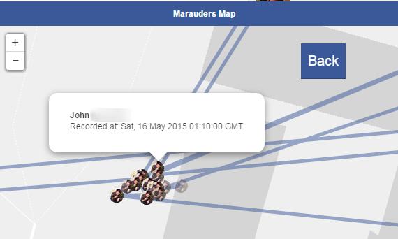 Marauders Map The App That Stalks Facebook Messenger Users Marauders Map Facebook Messenger The Marauders