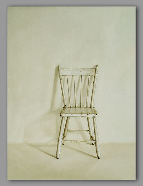 Holly Farrell Paintings Via Www Hollyfarrell Com Chairdrawing Art Chair Chair Drawing Vintage Painting