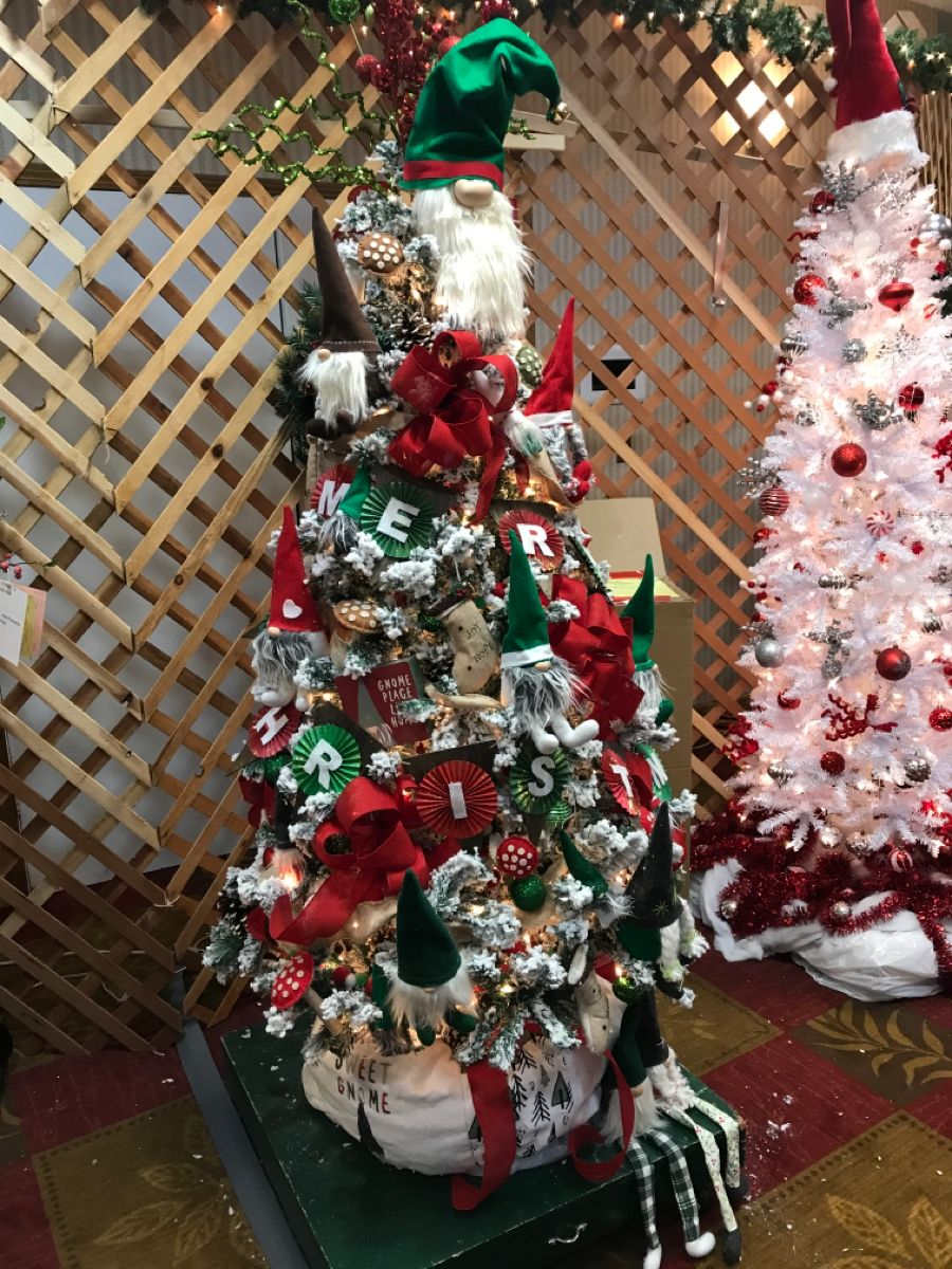 Pin by Vanessa Christenson on Christmas | Christmas tree ...