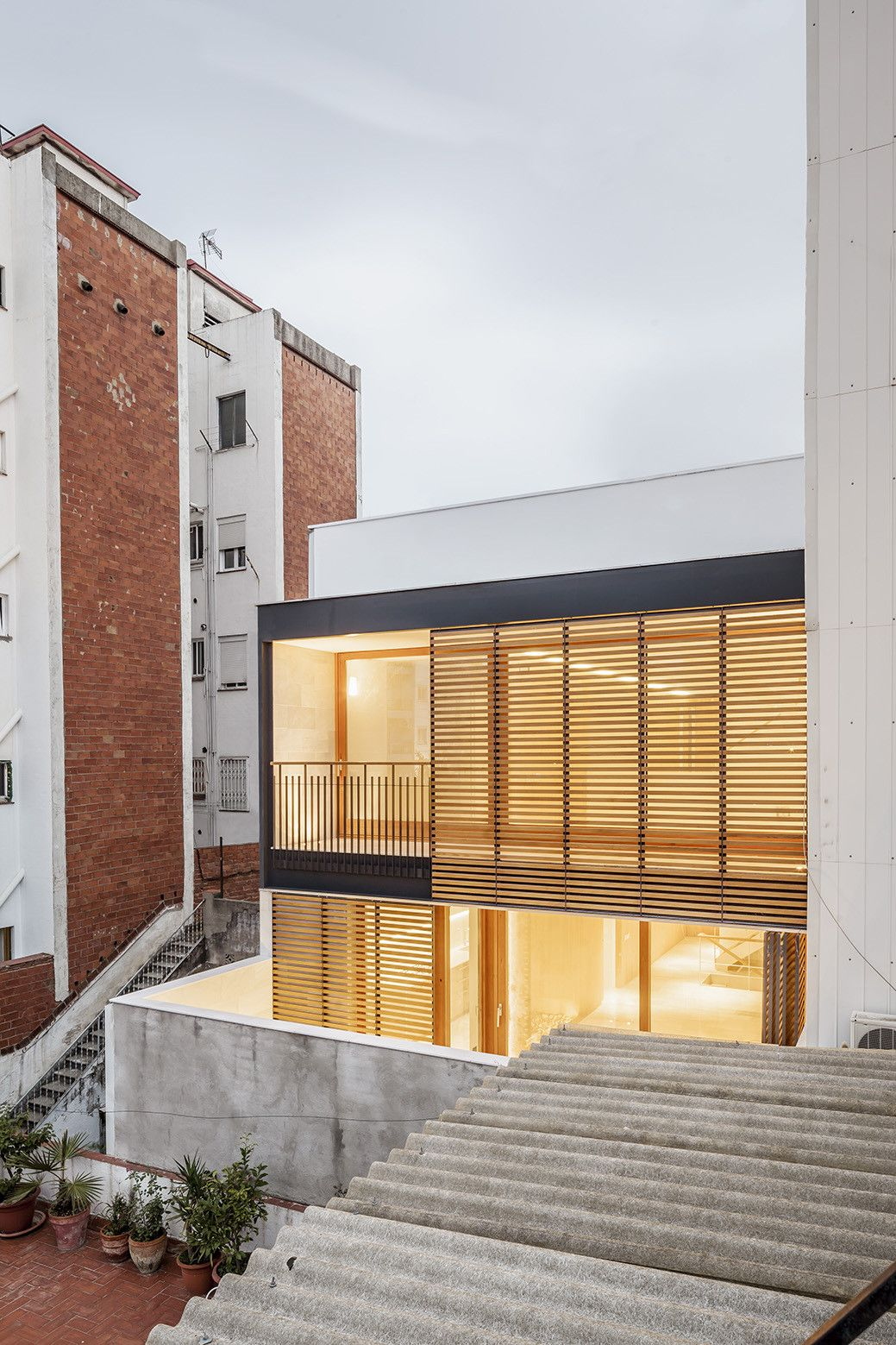 Gallery of CP House / Alventosa Morell Arquitectes - 6