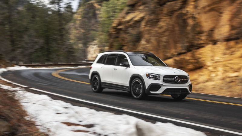 2020 Mercedes Benz Glb Class First Drive With Images Best
