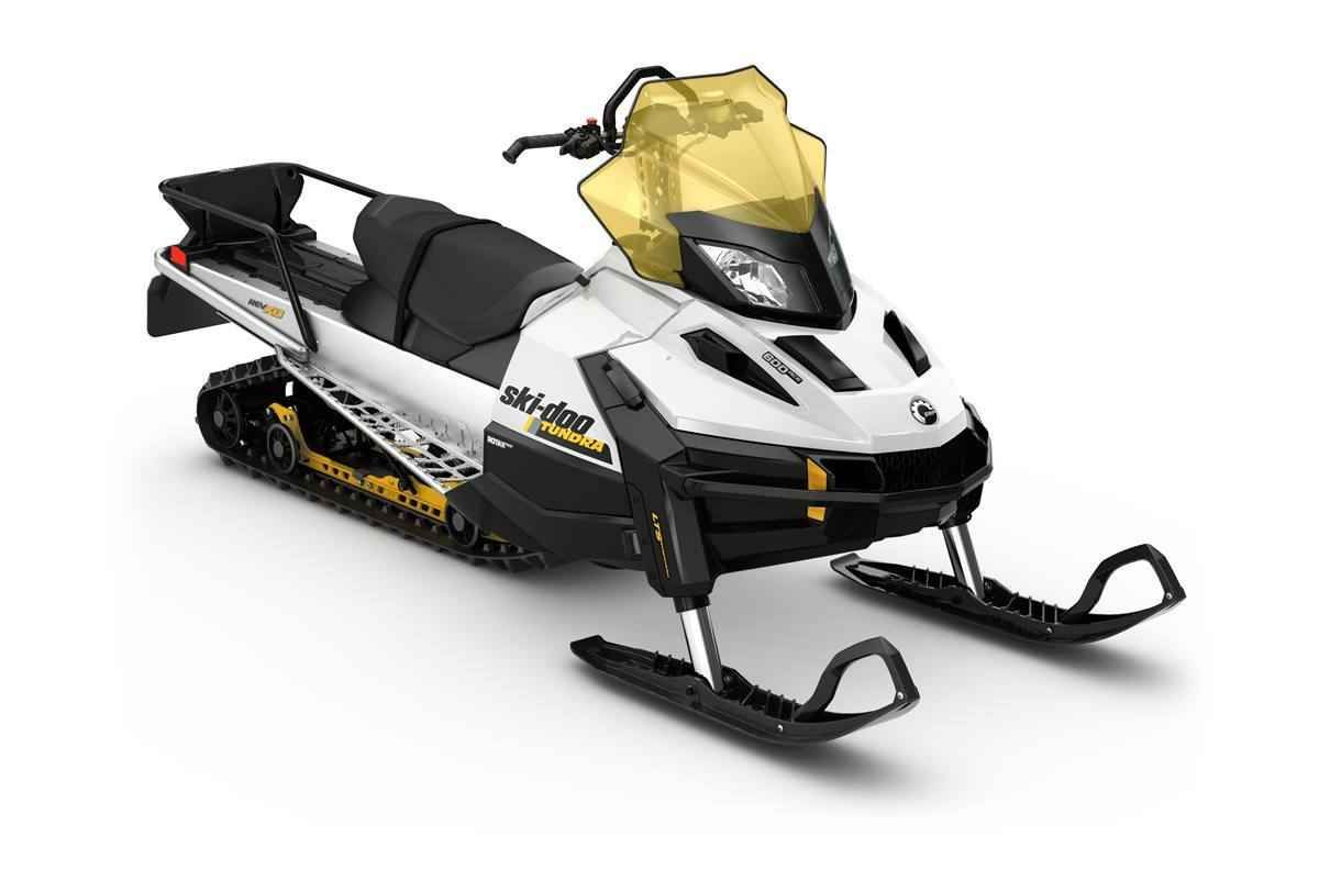 New 2016 Ski Doo TUNDRA LT 600 ACE Snowmobile For Sale in Minnesota