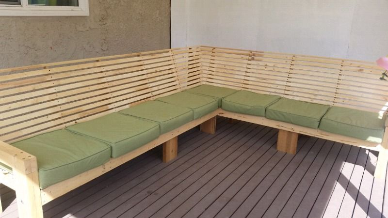 Groovy Homemade Outdoor Couch Patio Garden Furniture Dailytribune Chair Design For Home Dailytribuneorg