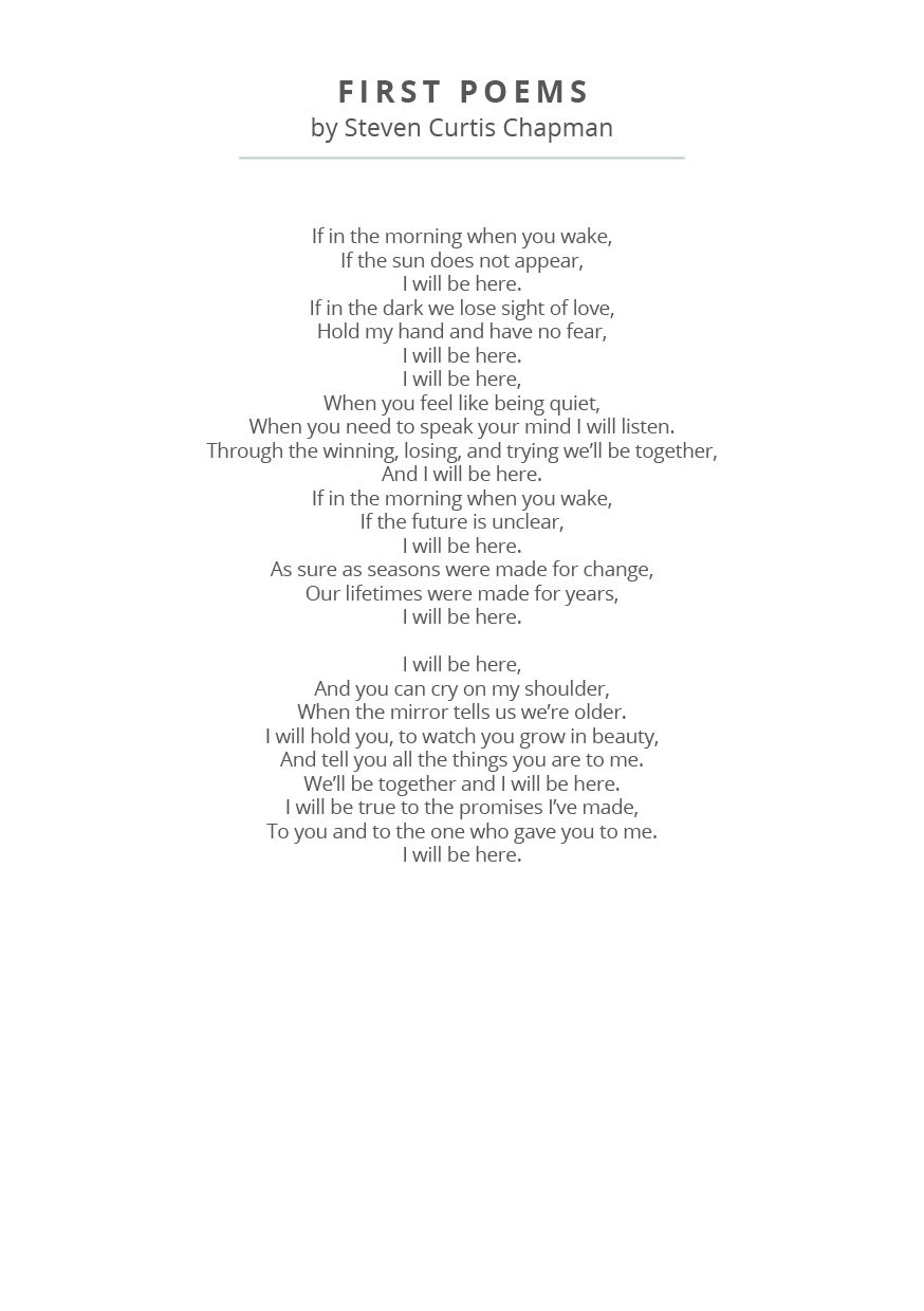 Wedding Readings The Complete List With Free Printables Wedding Readings Wedding Readings From Literature Wedding Poems