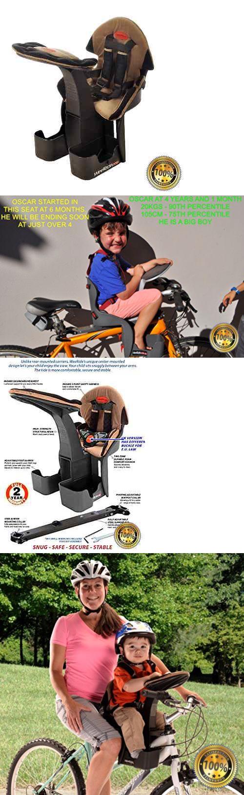 Baby Child bike seat, Kids seating, Toddler safety