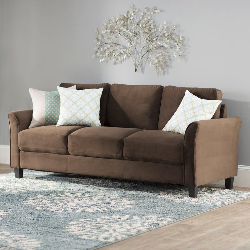 Patricia Curved Arm Sofa New Home Pinterest Arms Cherry