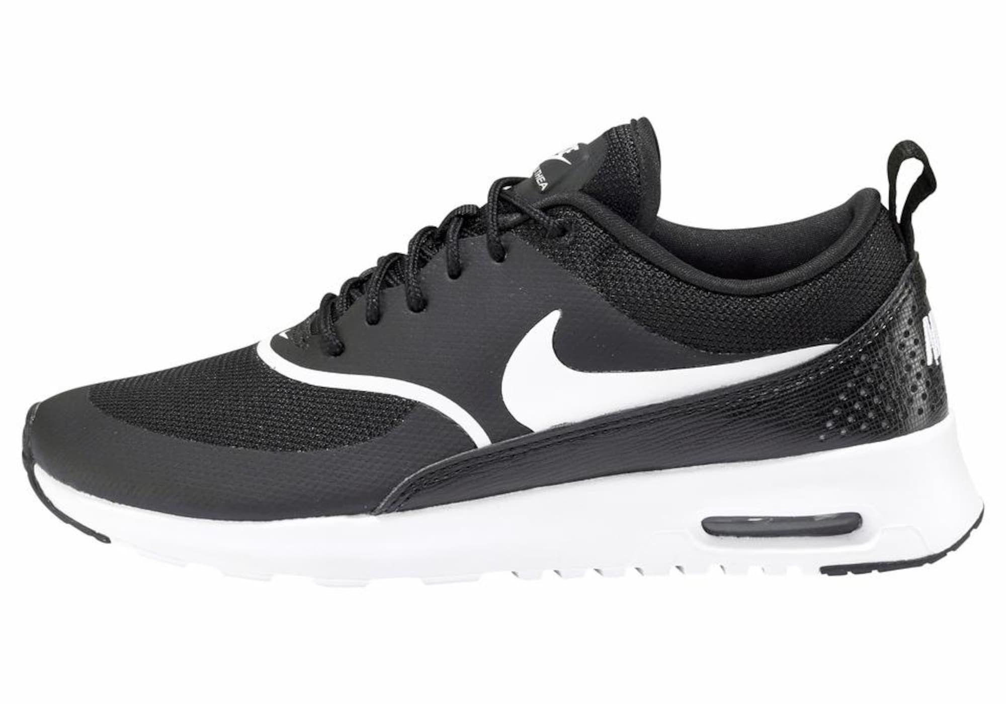 Nike Sportswear Sneaker Air Max Thea Damen Schwarz Weiss Grosse 36 5 Nike Sportswear Air Max Thea Und Nike