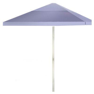 Best of Times 8' Square Market Umbrella Color: Lavender