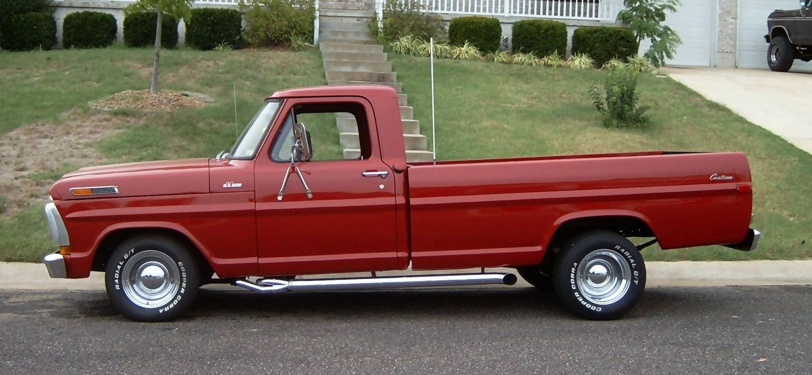 hight resolution of 1972 ford f 100 long bed