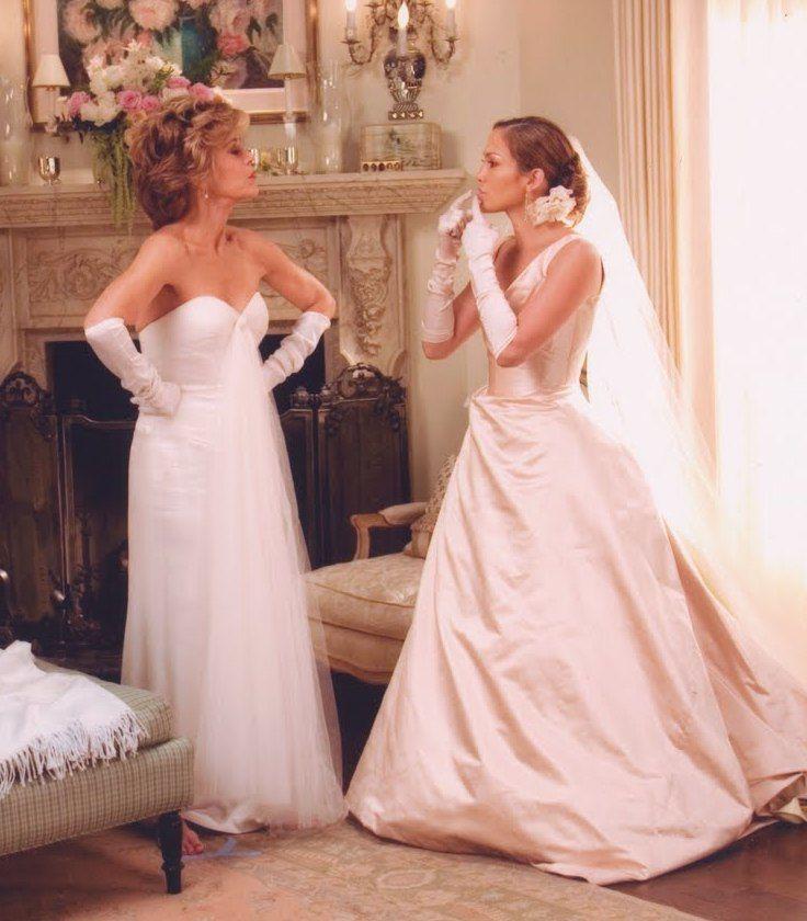 Monster in law wedding dress | Favorite Movies | Pinterest