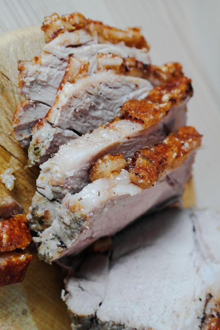 Air Fryer Roast Pork Recipe Easy and delicious air fryer