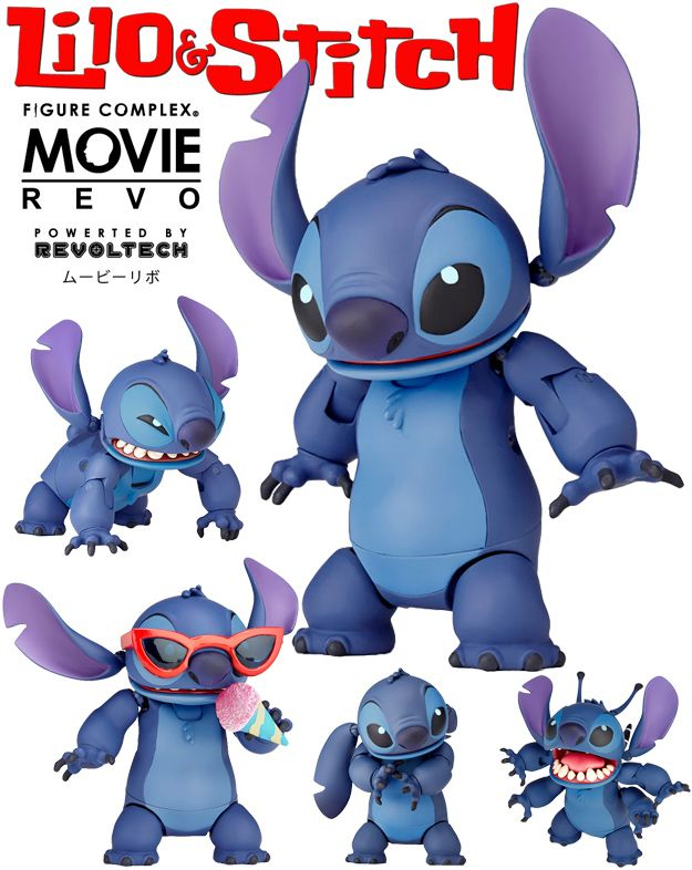 Action-Figure-Stitch-Revoltech-Complex-Movie-Revo-01 Disney 43ed4008c2a