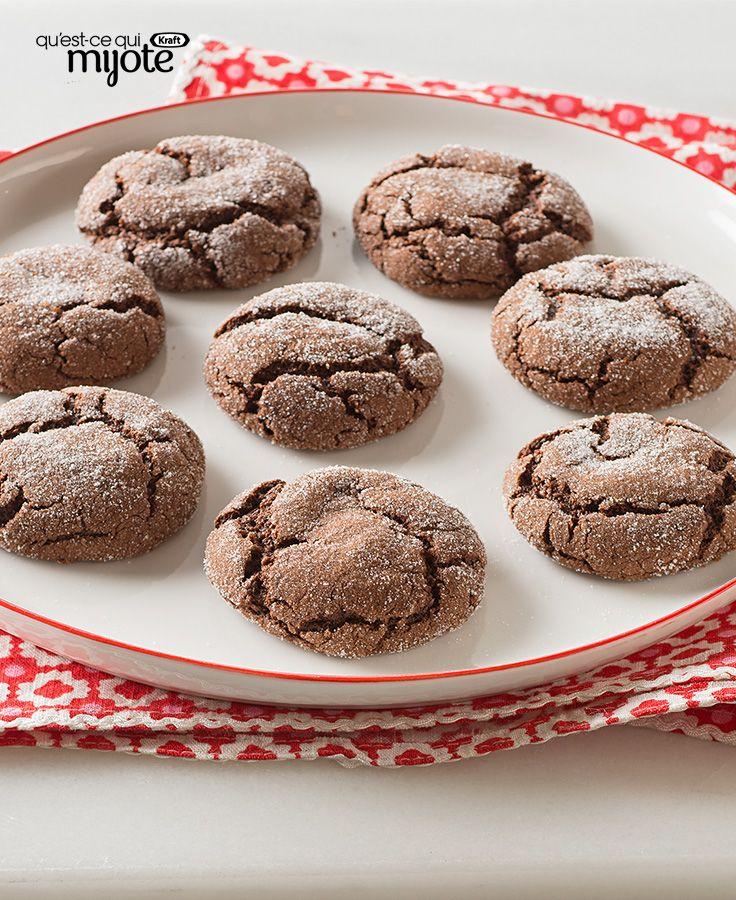 Biscuits craquants au moka Recette Gâteaux et desserts