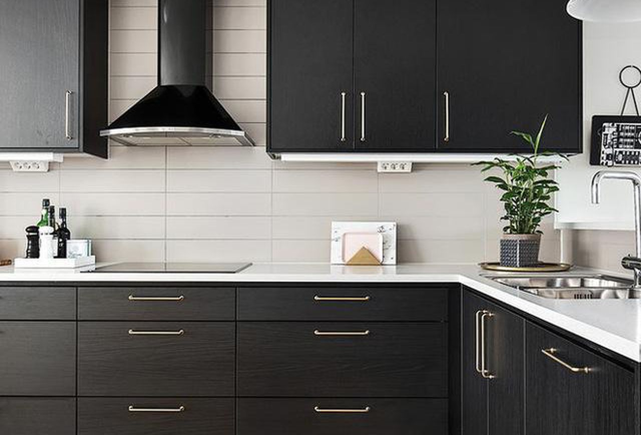 image result for space between upper and lower kitchen cabinets small kitchen decor kitchen on kitchen cabinets upper id=87565