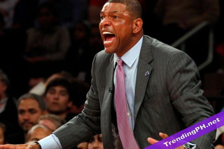 Nba Doc Rivers Out As Clippers Coach In 2020 Doc Rivers Nba Coaches Lou Williams