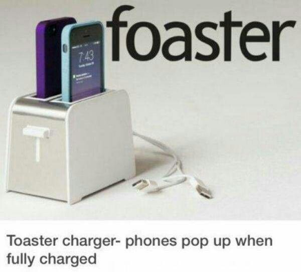The foaster