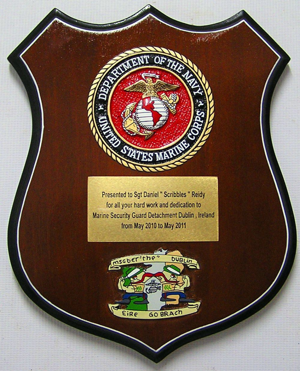 Going Away Quotes For Military Plaques: Military Retirement Plaques
