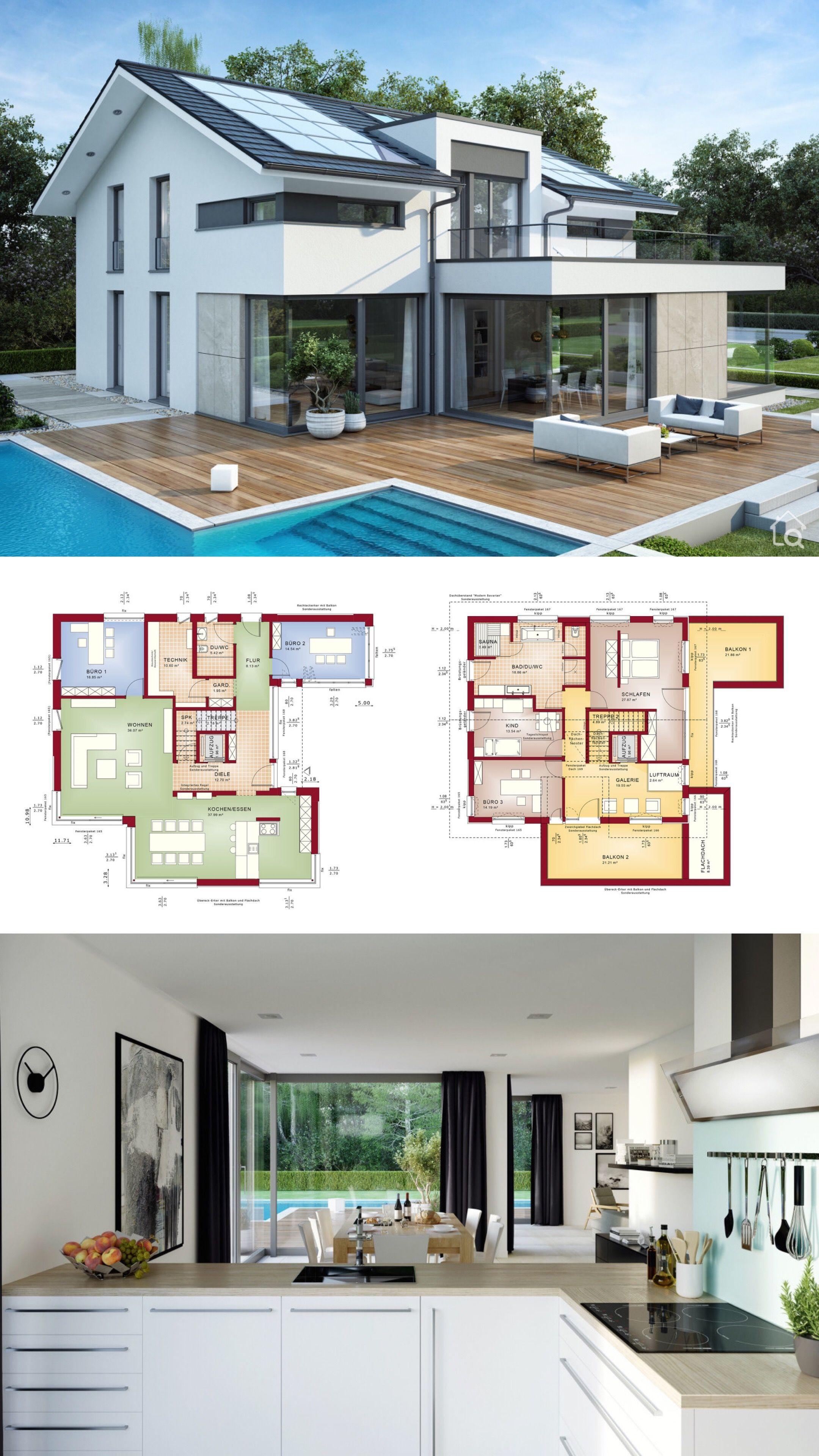47+ Haus einfamilienhaus modern bauen Trends
