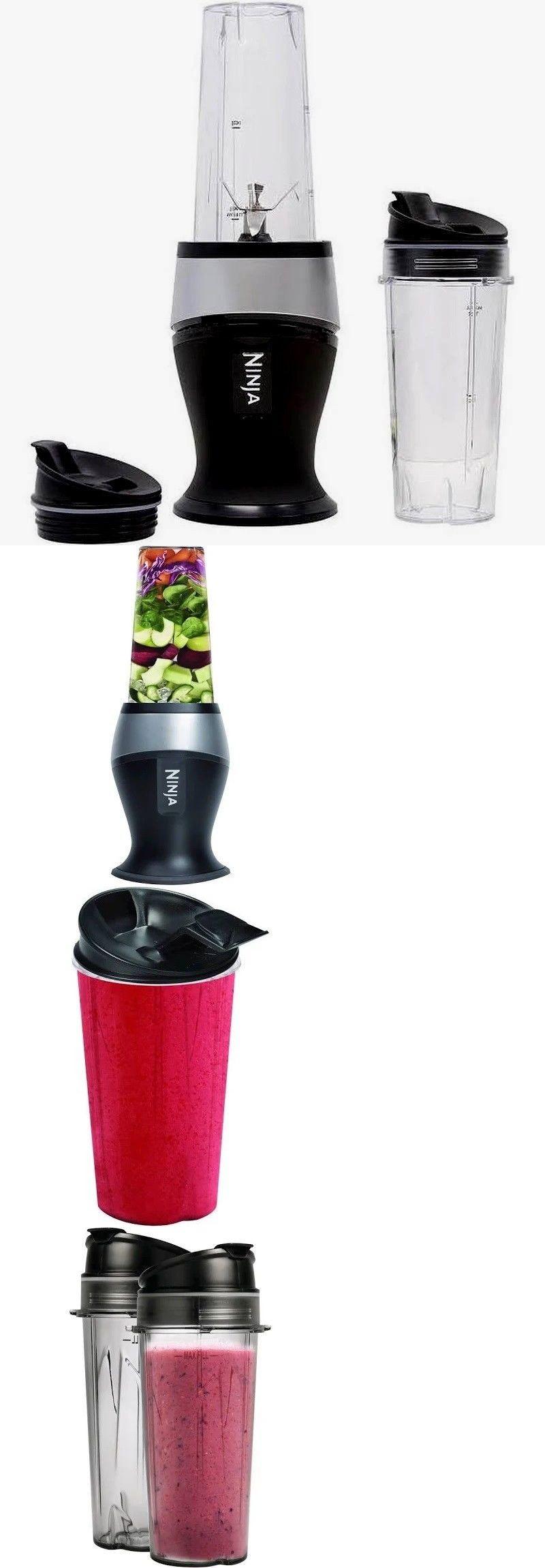 ninja fit single serve blender - qb3001ss