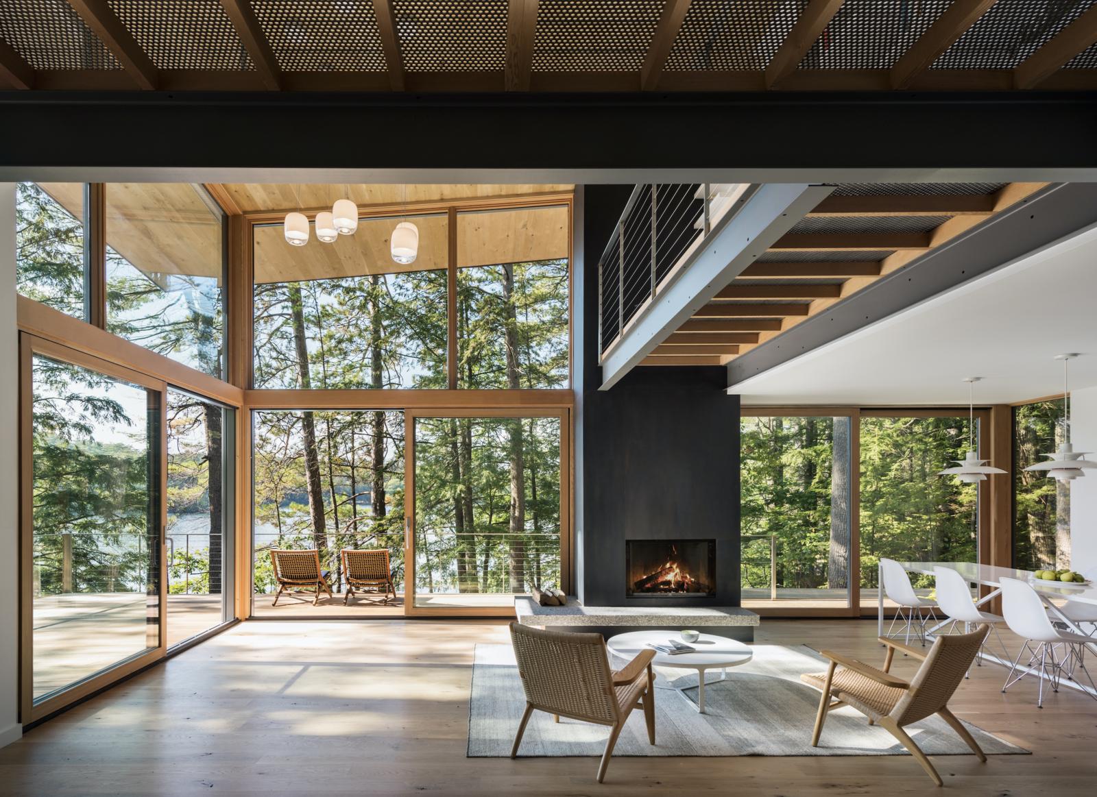 Seamless indoor/outdoor living allows a family to unplug ... on Seamless Indoor Outdoor Living id=22323