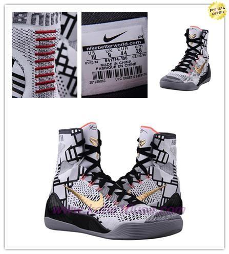 Outlet Nike Kobe 9 EM Cheap sale What The Kobe 9